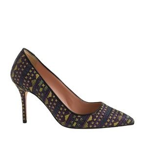J Crew Elsie fabric pumps